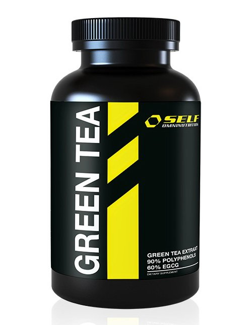Green Tea od Self OmniNutrition 120 kaps.