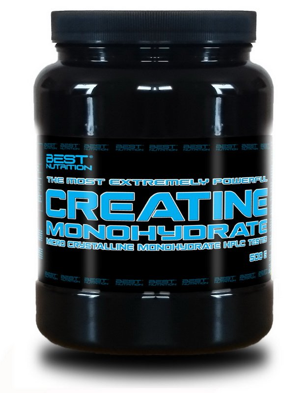 100  percent Creatine Monohydrate od Best Nutrition 1000 g
