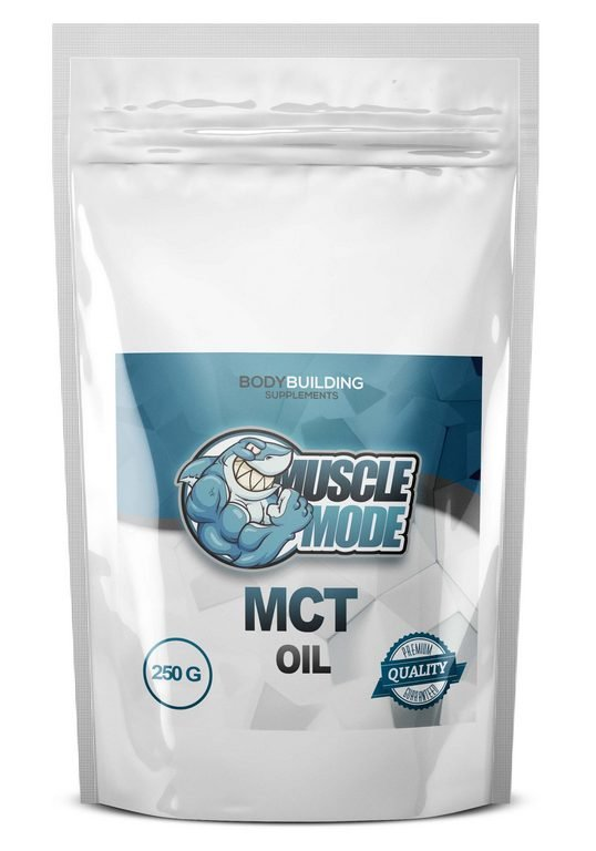 MCT Oil od Muscle Mode 100 g Neutrál