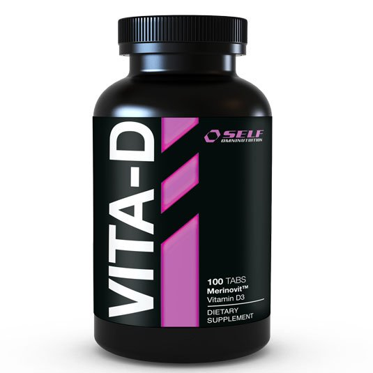 Vita-D od Self OmniNutrition 100 tbl.
