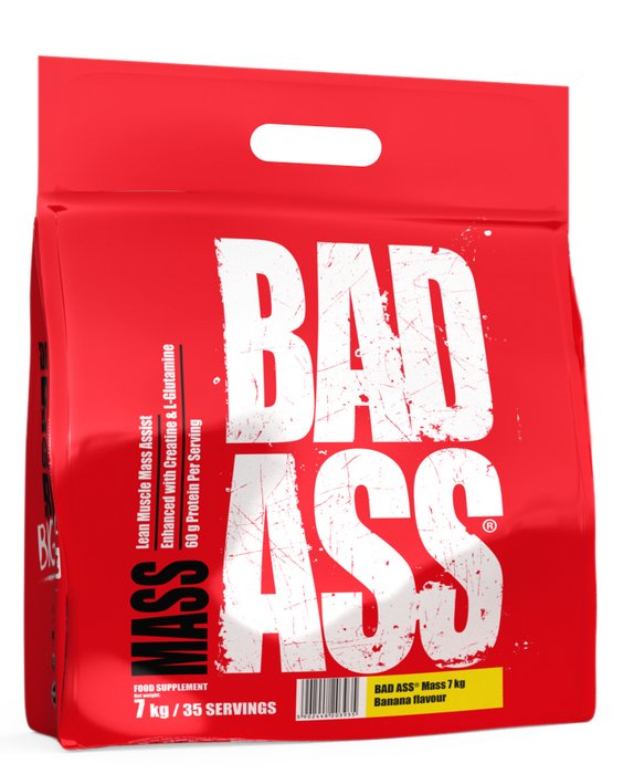 BAD ASS Mass od BAD ASS 7000 g Chocolate