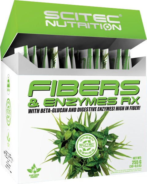 Fibers  Enzymes Rx od Scitec Nutrition 30 x 8,5 g