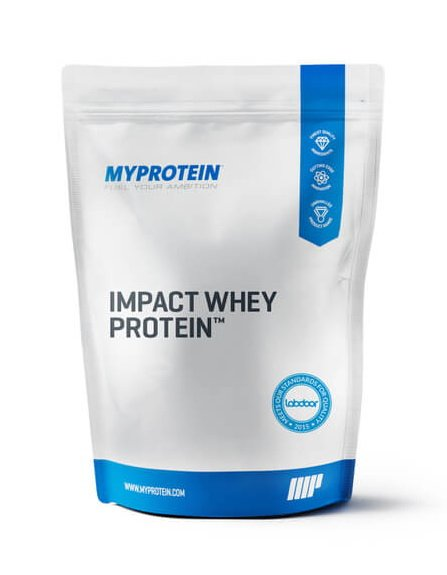 Impact Whey Protein od MyProtein 1000 g Apple Crumble  Custard