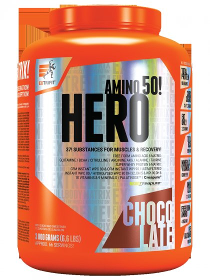 Hero od Extrifit 3000 g Chocolate