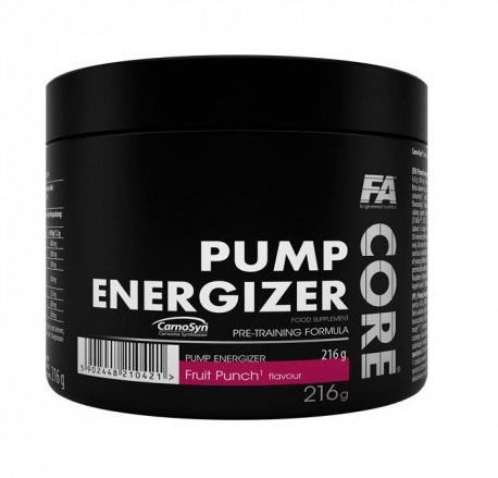 Pump Energizer Core od Fitness Authority 216 g AppleGuava