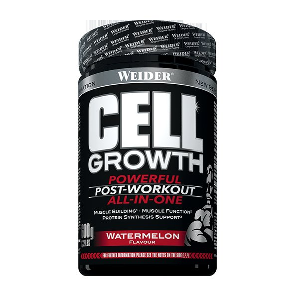 Cell Growth - Weider 600 g Watermelon