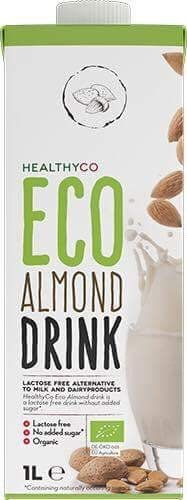 Eco Almond Drink - HealthyCo 1000 ml. Almond