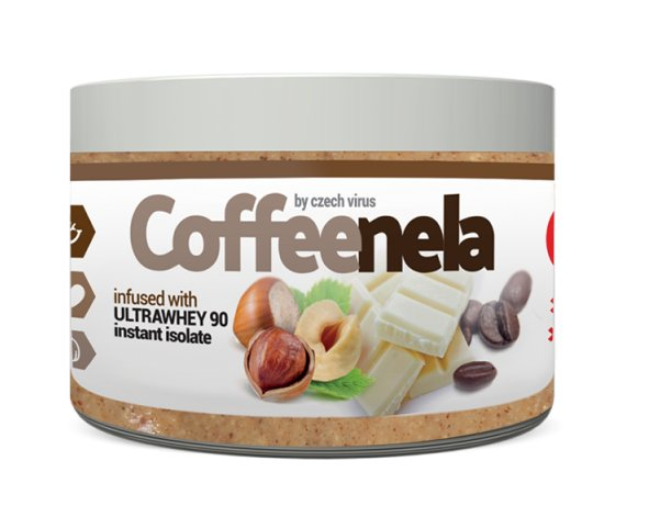 Coffeenela - Czech Virus 500 g