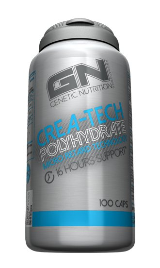 Crea-Tech Polyhydrate MRT - GN Laboratories 100 kaps.