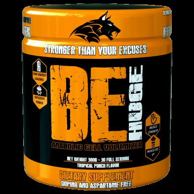 Be Huge - Amarok Nutrition 300 g Tropical