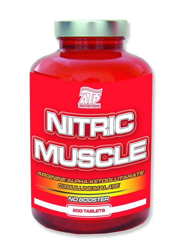 Nitric Muscle - ATP Nutrition 200 tabl.