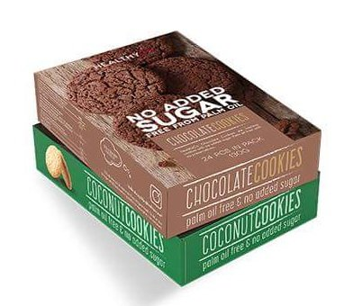 Cookies - HealthyCo  130 g Chocolate