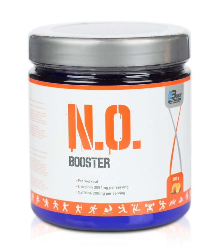 N.O. Booster - Body Nutrition 300 g Limetka