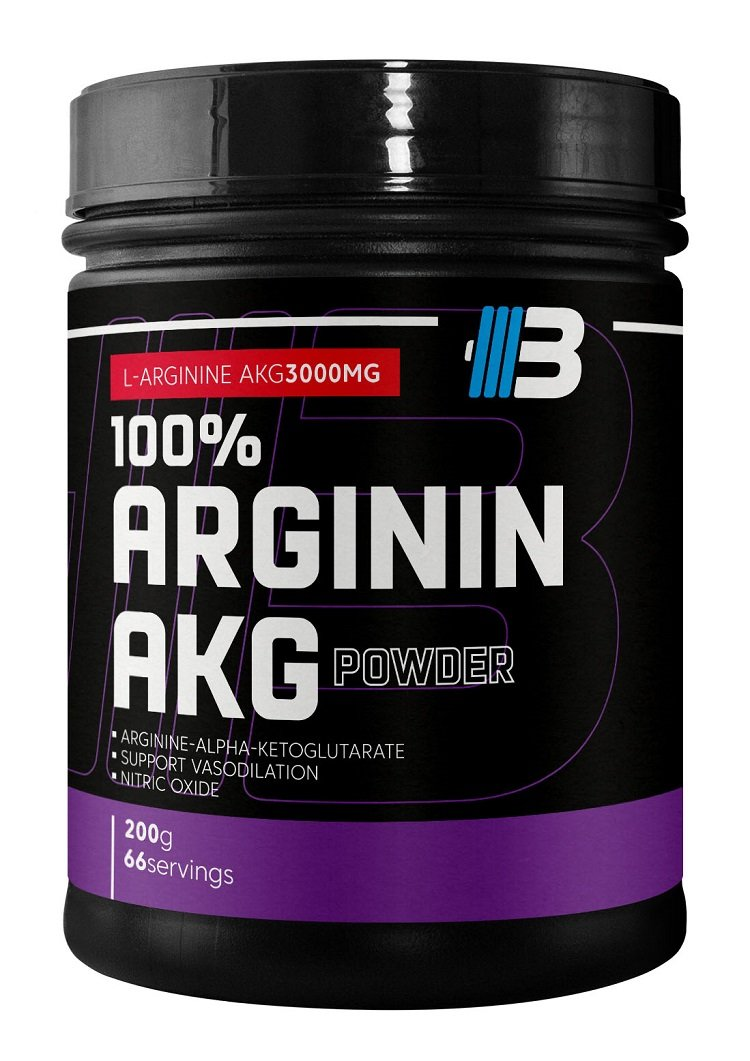 100 percent Arginin AKG Powder - Body Nutrition 200 g