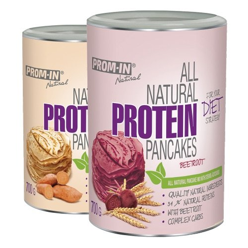 11 Zadarmo: All Natural Protein Pancake - Prom-IN 700 g  700 g Beetroot