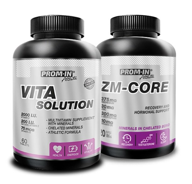 Akcia: Vita Solution  ZM-Core - Prom-IN 60 tbl.  120 kaps.