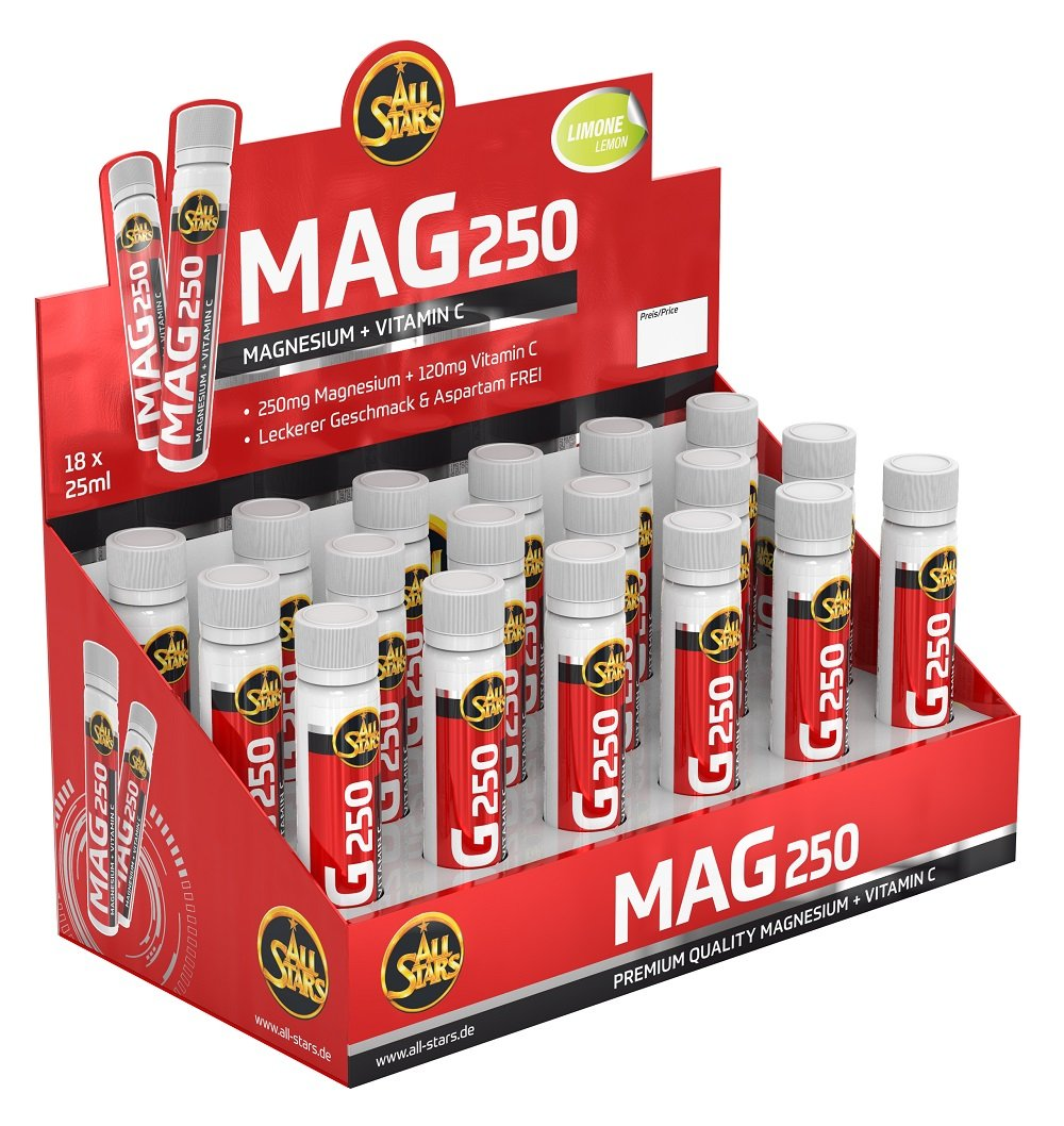 Mag 250 - All Stars 18 x 25 ml Lime