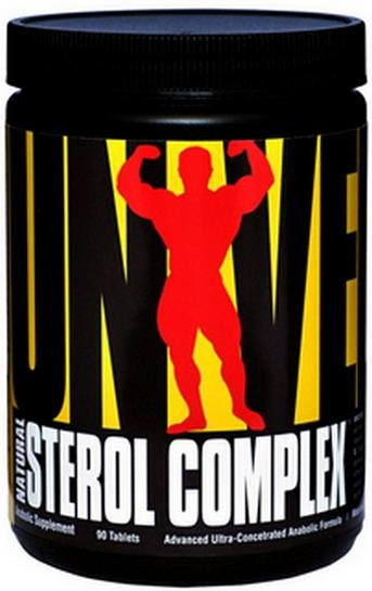 Natural Sterol Complex - Universal Nutrition 180 tbl.