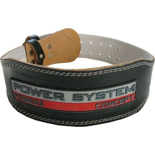 Opasok POWER BLACK - Power System 1 ks L