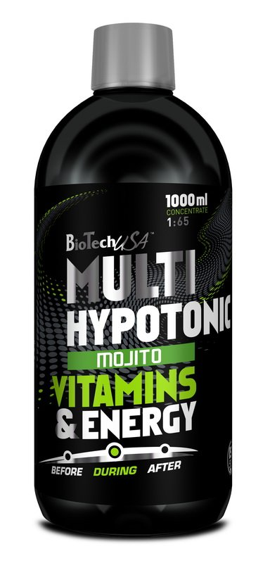 Multi Hypotonic 1:65 - Biotech USA 1000 ml. Ananás