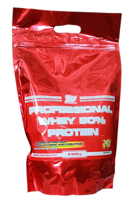 Professional Whey Protein 50 - ATP Nutrition 1000 g Banán